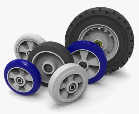 BIL Castors & Wheels