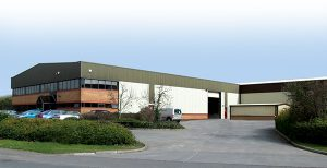 BIL Castors HQ based in Calne, Wiltshire, UK