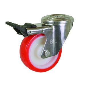 Stainless Steel Castor Wheels