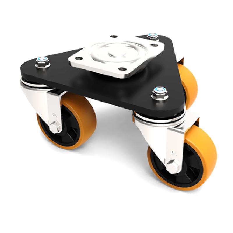 Scenery Skates and Ezeelift Lifting System