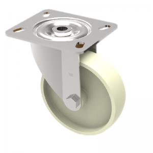High Temperature Zinc Plated Castors