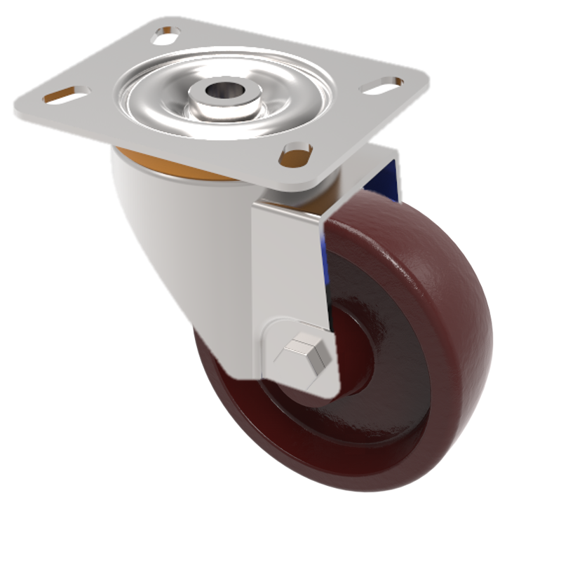 High Temperature Stainless Steel Castors