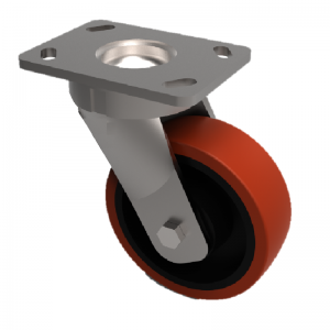 Fabricated Heavy Duty Castors