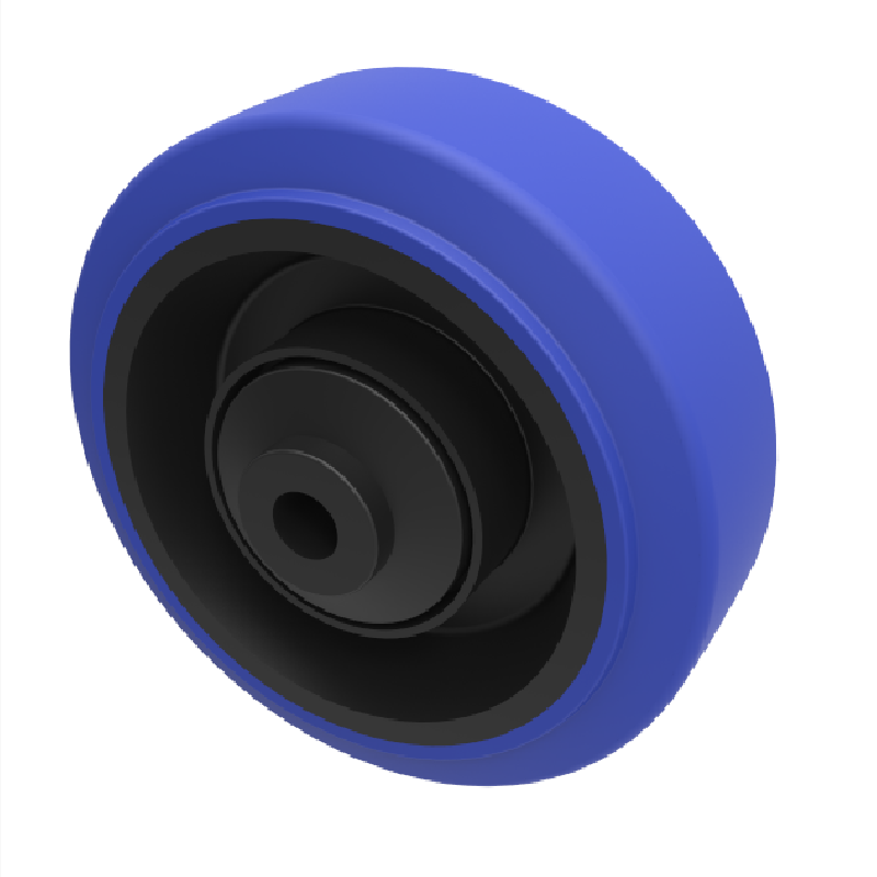 Elastic Rubber Wheels