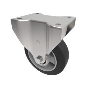 Elastic Speed Rubber on Aluminium Plate Fixed 150mm 350kg Load