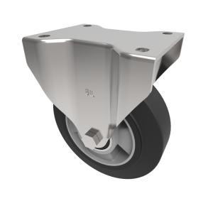 Elastic Speed Rubber on Aluminium Plate Fixed 160mm 400kg Load