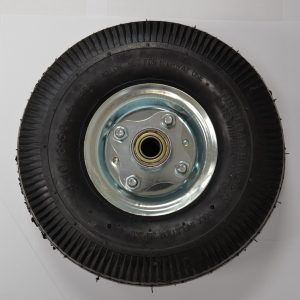 Pneumatic Wheel With Precision Bearings