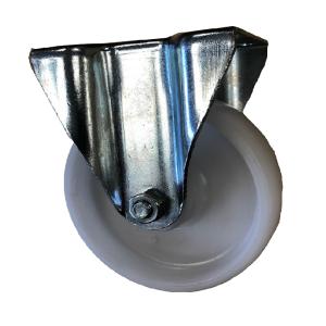 Polypropylene Plate fixed 125mm 140kg Load