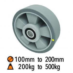 Anti-Static Wheels