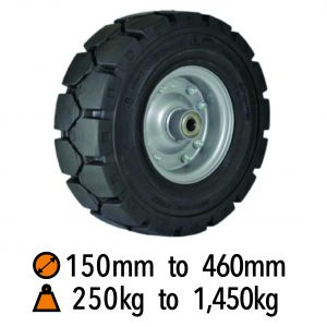 Power Towing Wheels