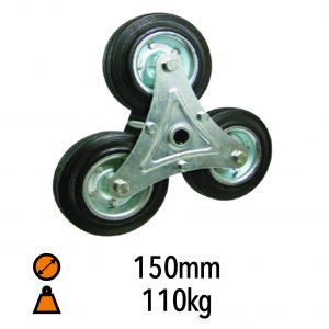 Stair Climber Wheels