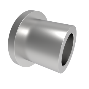 Headed Spacer 30mm bearing x 5mm thick head x 20mm axle bolt
