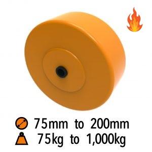 High Temperature Wheels
